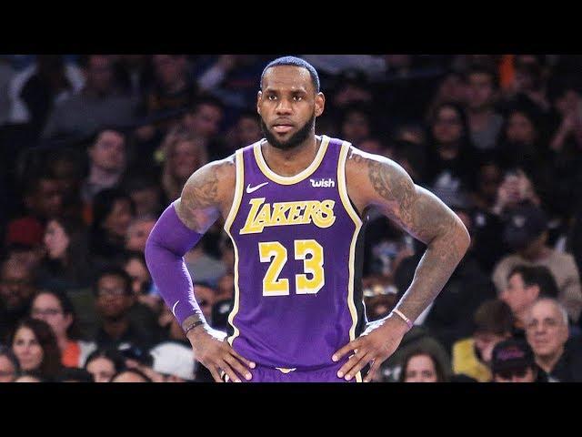 Nike Won't Let LeBron Change His Jersey Number! 2019-20 NBA Season