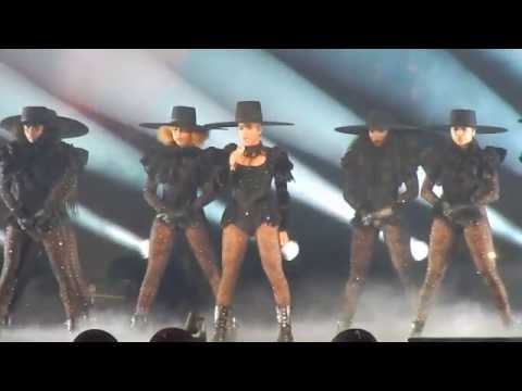 Beyoncé - Intro/Formation (12.07.16 Düsseldorf) HD