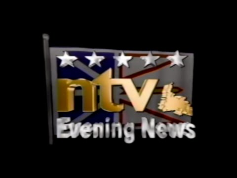 CJON / NTV - Evening News Theme (late 1980s-current) - Full