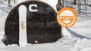 Dinosaurs Will Die maeT Review: Men's Park Winner – Good Wood Snowboard Test 2018-2019