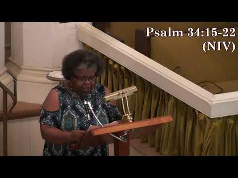 Psalm 34:15-22 - MCBC Morning Scripture- 08/19/2018
