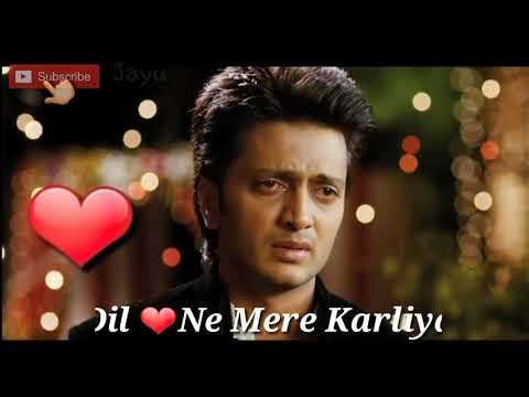 Best romantic lines WhatsApp Status  aatif ashlam songs