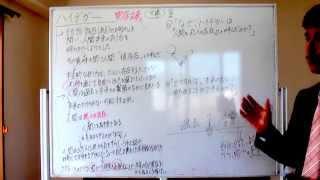 高校倫理66 ハイデガー 合格者が教える受験勉強法→ http://www.infoto...