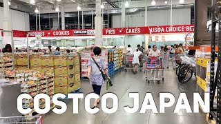 Japan Costco Store Tour