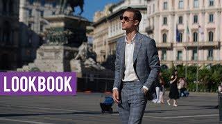 Fashion Week Lookbook SS19   Men's Fashion   Designer Outfit Inspiration