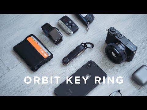 Orbit Key Ring - Everyday Carry   EDC