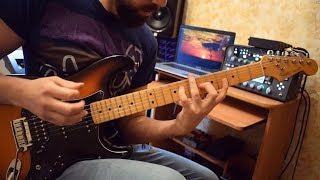 Fender Stratocaster 1987 Clean Tone Groove (Hip-Hop/NeoSoul/Gospel Loop)