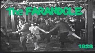 1928 Farandole dance scene (Maldone)