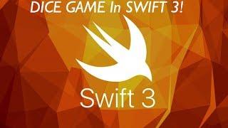 Swift 3 Craps Dice Game