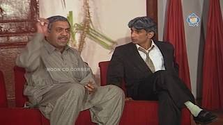 Sohail Ahmed and Sakhawat Naz Stage Drama Le Ja Sakhiya Full Comedy Clip