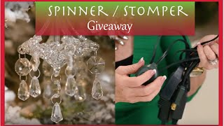 Christmas Decorations | Spinner and Stomper Christmas Supplies Video
