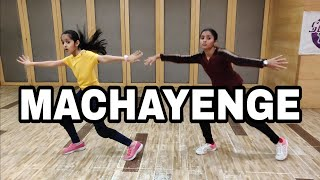 EMIWAY - MACHAYENGE DANCE | PARVEZ REHMANI CHOREOGRAPHY