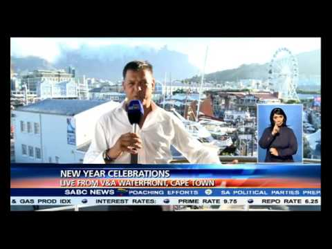 Cape Town's Waterfront buzzing ahead of New Year's Celebrations