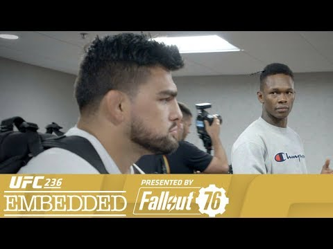 UFC 236 Embedded: Vlog Series - Episode 3