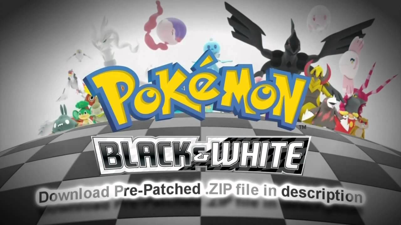 pokemon english patched