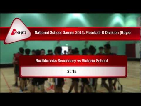 National School Games 2013: Floorball B Division