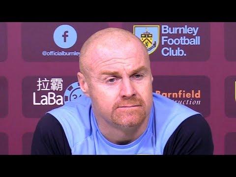 Sean Dyche & Charlie Taylor Full Pre-Match Press Conference - Burnley v Fulham - Premier League