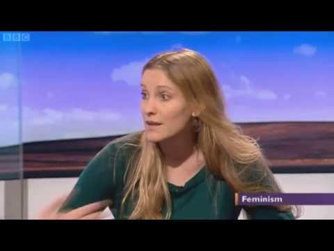 8 March 2013: Laura Bates - 'The Everyday Whining Project' - interviewed on BBC 'Daily Politics'