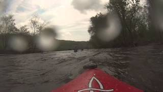 Kayaking on the Delaware
