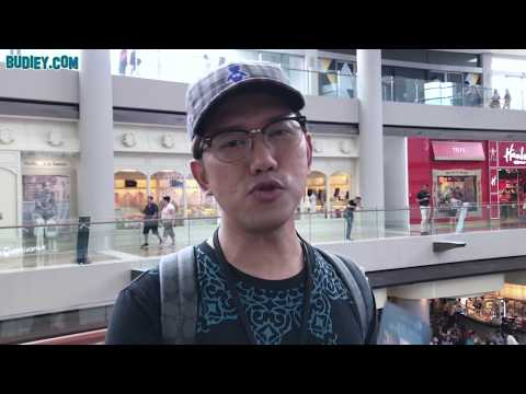 Vlog GILA TRAVEL - Digital Light Canvas di Marina Bay Sands