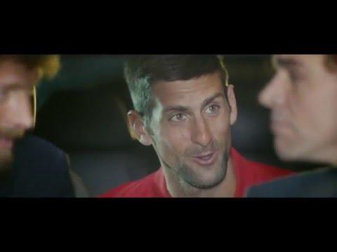 Kuerten le enseña a Djokovic cómo ganar Roland Garros