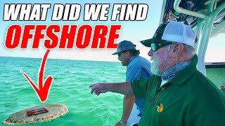We Found This Floating in the Middle of the OCEAN!