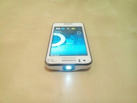 CM11 Kitkat on the Samsung Galaxy BEAM - Work in progress - Raw video