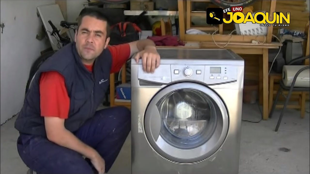 como reparar una lavadora rodamientos o cojinetes del