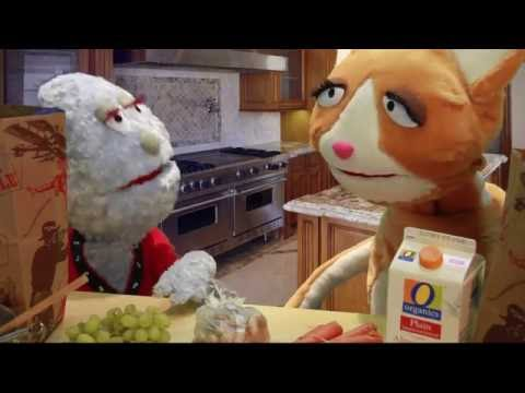 Meals and Muppets Movie: 7 West Productions ~ HTMCV