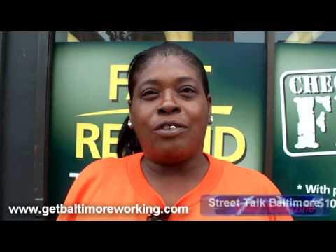 Street Talk Baltimore Video Magazine - Get Baltimore Working