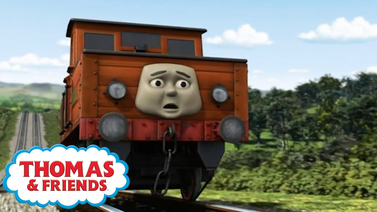 Thomas & Friends™ | Welcome Stafford | Thomas the Tank Engine | Kids Cartoon