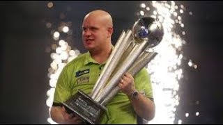 Michael van Gerwen 170 Checkouts/ High finishes/9 Darter attempt and 3× 9 Darter