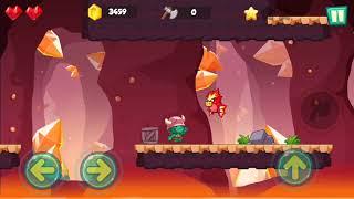Jungle Adventures: Super World | Lava Plains | Gameplay Video Walkthrough part 15