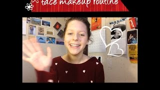 Face Makeup Routine Thumbnail