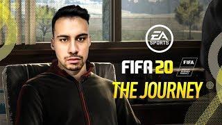O NOVO MODO HISTORIA DO FIFA 20! (The Journey)