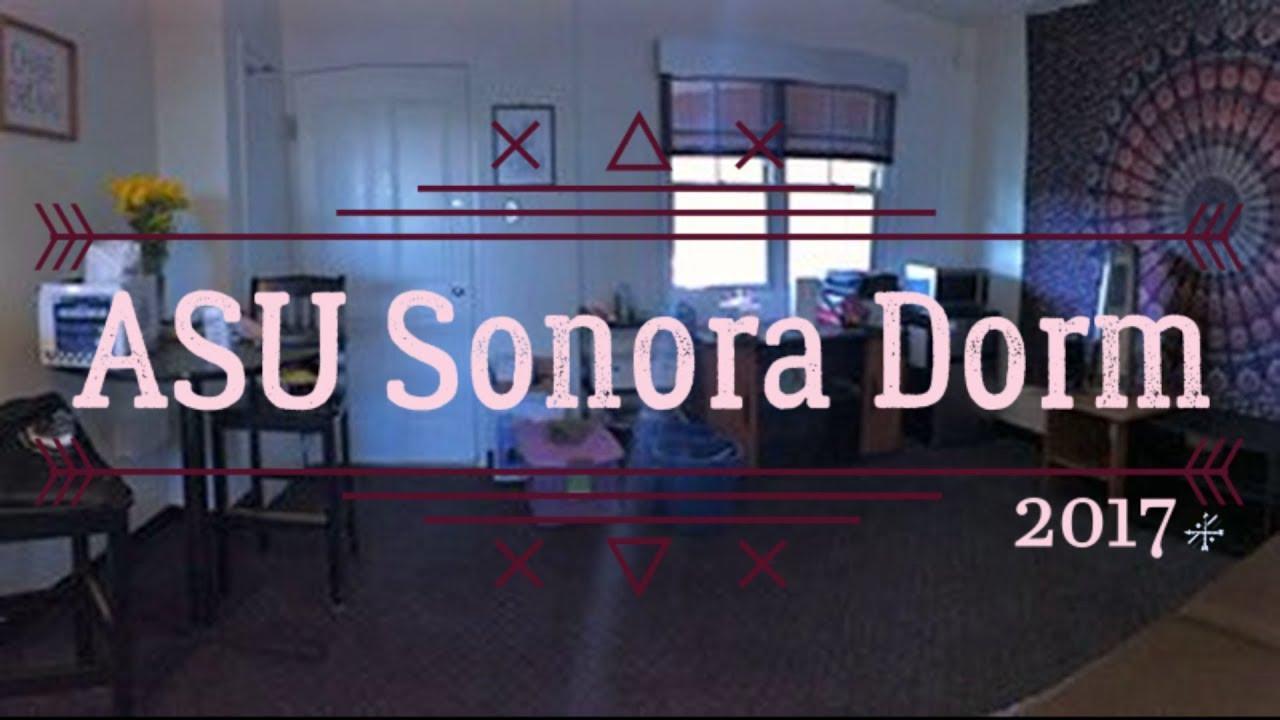 Sonora Dorm Room At Asu Youtube