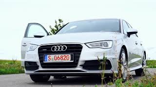 Audi A3 S-Line /// За дрон в Германии 50.000€ штраф (без маркировки)
