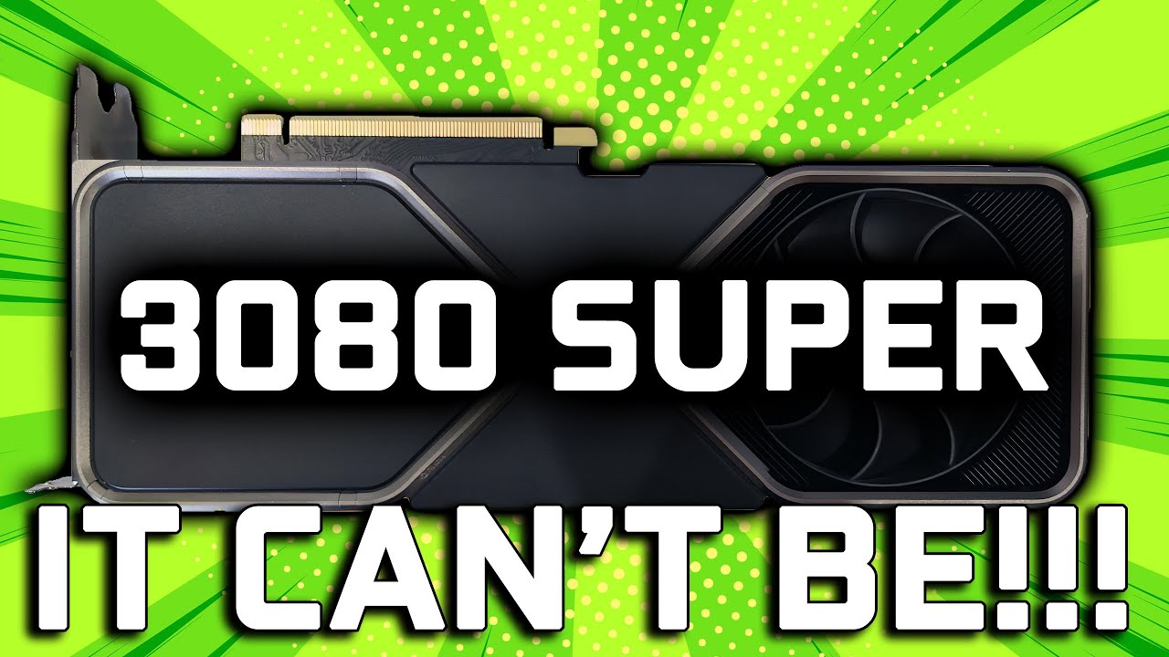 Download WHY NVIDIA? - 16GB RTX 3080 Super INCOMING