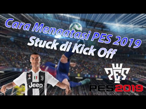 How to Fix Stuck on PES 2019