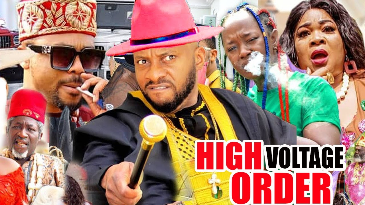 Download High Voltage Order Complete - [NEW MOVIE]Yul