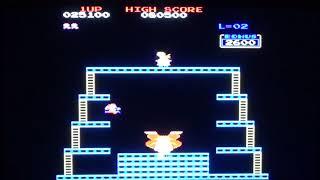 Donkey Kong on the Nintendo Switch