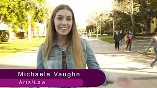 Studying Law at UNSW: Hear from our students