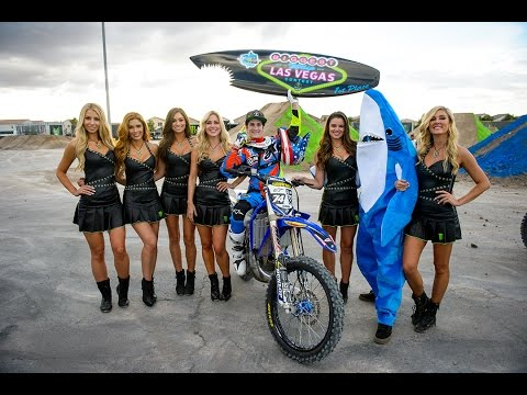 Dirt Shark - Monster Cup Biggest Whip 2015