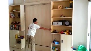 Wall Bed Indonesia Hans Archi