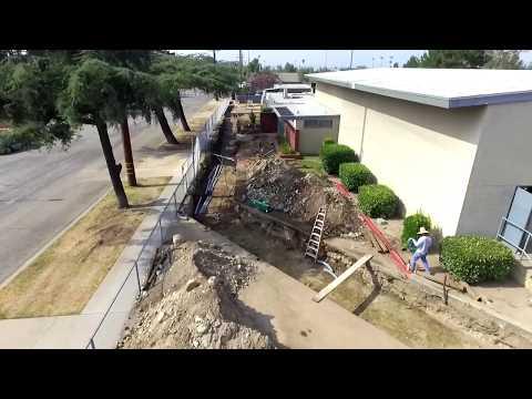 Slauson High School Aerial Land Survey!
