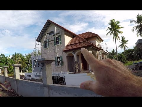 VILLA FELIZ - EPISODE 258: THE GOOD, THE BAD, AND THE UGLY (House Building in the Philippines)
