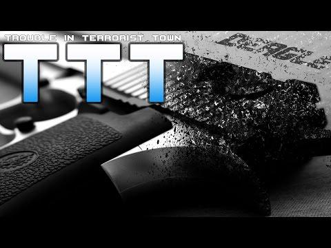 TROUBLE IN TERRORIST TOWN 🔪 045 • PAN'S miese SCHOTEN