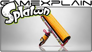 Splatoon - New Carbon Roller Deco Weapon Coming TONIGHT!