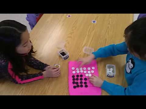 Math learning in weiqi at Sprague School