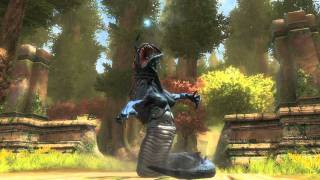 Kingdoms of Amalur: Reckoning - Visions Trailer